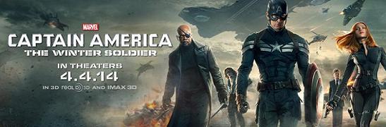 CAPTAIN AMERICA - THE WINTER SOLDIER