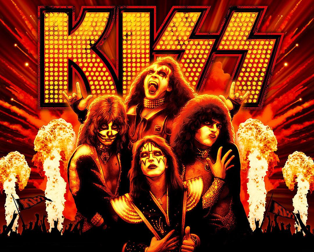 KISS KISS KISS KISS KISS