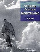 Stürme über dem Mont Blanc