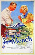 Jungfrau gegen Mönch (1934)