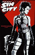 Poster k filmu        Sin City - mesto hriechu