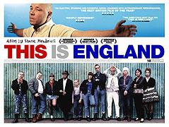 Poster k filmu         Takéto je Anglicko        (festivalový název)