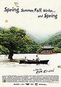 Poster k filmu         Jar, leto, jeseň, zima... a jar