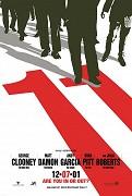 Poster k filmu        Ocean's Eleven: Dannyho jedenástka