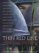 Poster k filmu        Tenká červená čiara