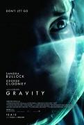 Poster k filmu        Gravitácia