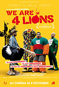 Poster k filmu        Štyri levy