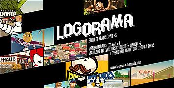 Poster k filmu        Logorama