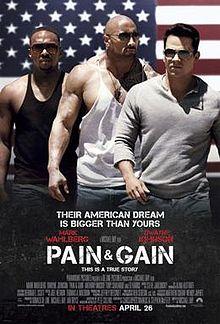 Resultado de imagen para Pain & Gain