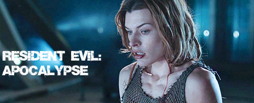 Resident Evil: Resurrection