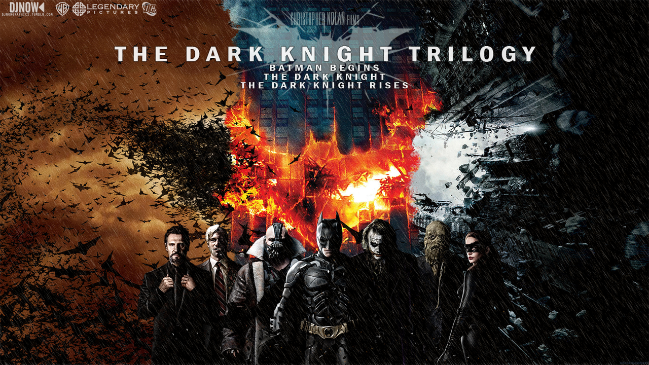 The Dark Knight Triology