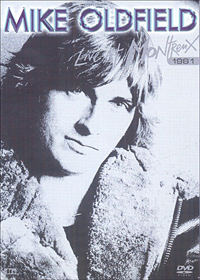 Mike Oldfield - Live At Montreaux 1981