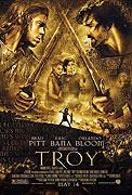 Poster k filmu        Troja