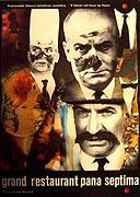 Poster k filmu        Grand restaurant pana Septima