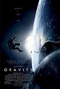 Poster k filmu        Gravity