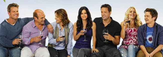 Město žen (Cougar Town) — 2. série