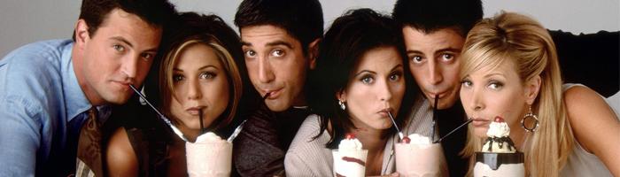 Friends (1994) - Moje největší srdcovka, ačkoli komediální seriály nejsou zrovna můj šálek kávy, Friends už tu budou vždycky pro mě jako něco, co mě dopuje pozitivní energií!