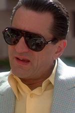 Sam Rothstein (Casino) - Génius, jehož neuvěřitelný charakter by nikdo nezvládl lépe, než právě De Niro.