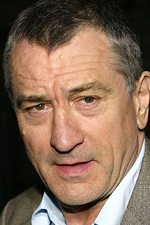 Robert De Niro - Především za The Godfather, Casino, Goodfellas, Sleepers, Cape Fear