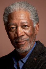 Morgan Freeman - Především za The Shawshank Redemption, Seven, Dark Knight, Invictus