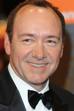 Kevin Spacey - Především za Seven, House of Cards, L.A. Confidential, Usual Suspects, Time to Kill