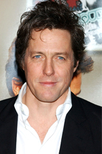 Hugh Grant - Především za Love Actually, Notting Hill, Cloud Atlas