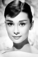Audrey Hepburn - Především za Breakfast at Tiffany, Charade, Roman Holiday, Wait Until Dark, My Fair Lady