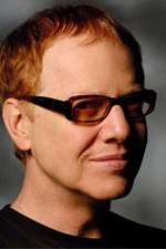 Danny Elfman - Především za Good Will Hunting, Batman, Man in Black, Spider-Man