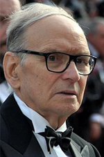 Ennio Morricone - Především za Once Upon a Time in the West, The Good, the Bad and the Ugly, Once Upon a Time in America, The Thing, Untouchables