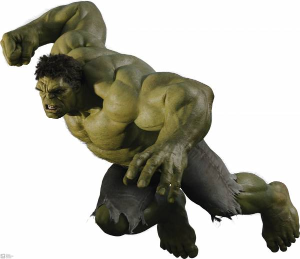 Hulk - The Strongest hero ever