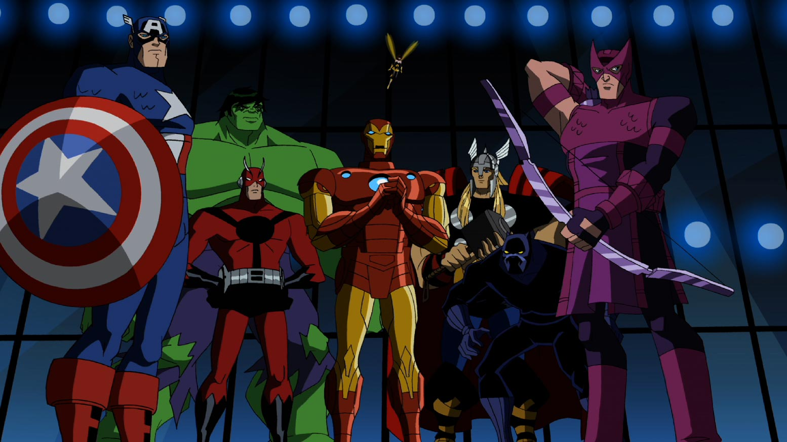Avengers - Earth's Mightest Heroes