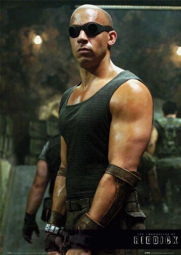 Richard B. Riddick (Pitch Black, The Chronicles of Riddick)