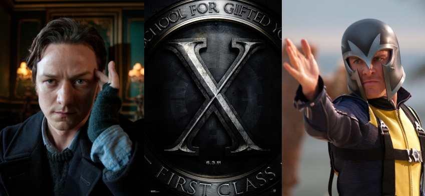 Charles vs. Eric (X-Men: First Class)