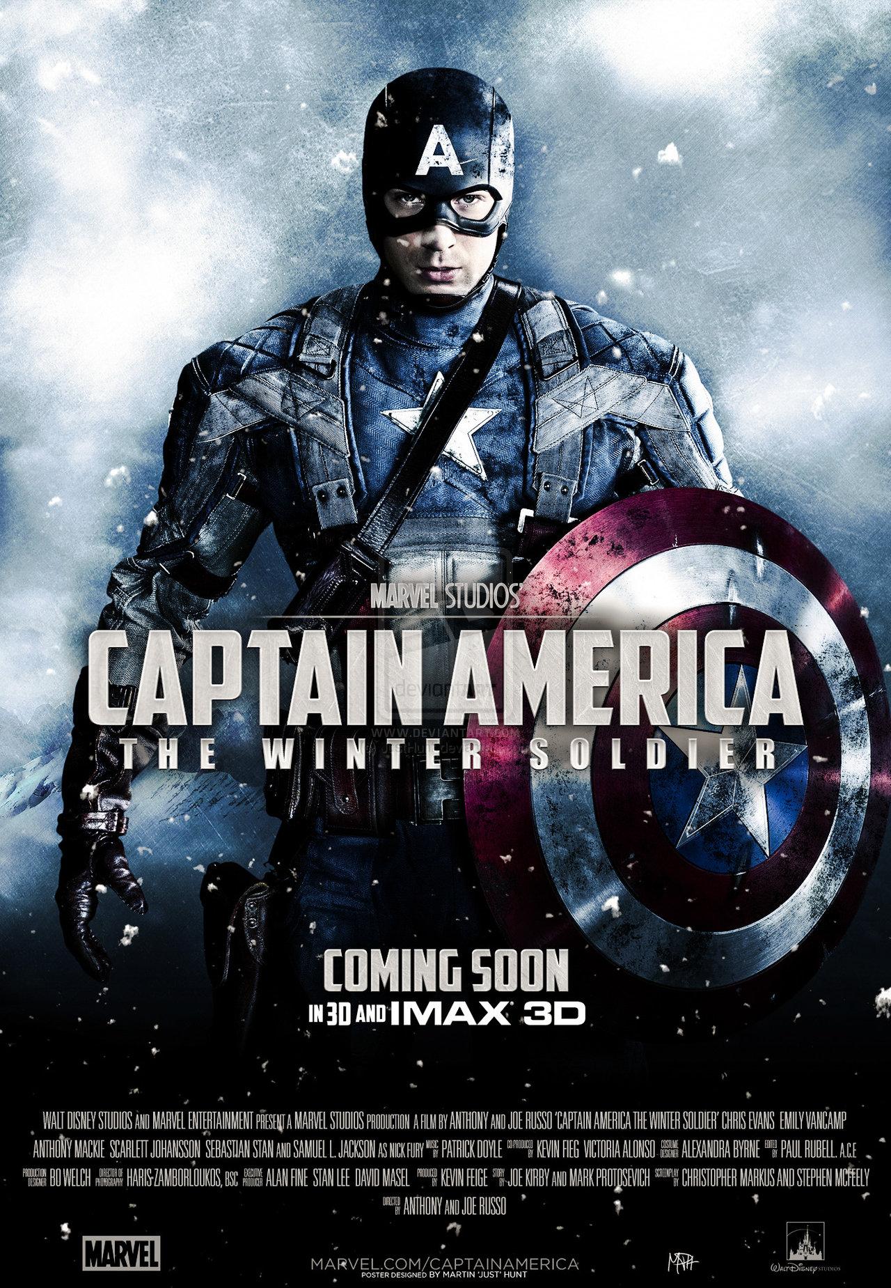 Captain America : Návrat prvního Avengera
