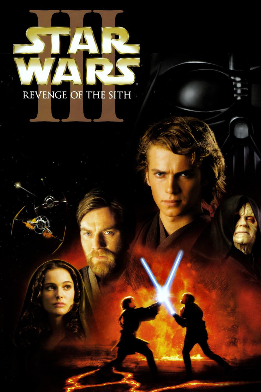 Star Wars - Pomsta Sithů