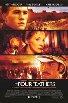 Čtyři pírka: Zkouška cti (2002)