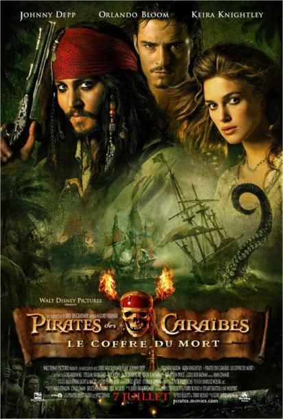 Piráti z Karibiku - Truhla mrtvého muže (2006)