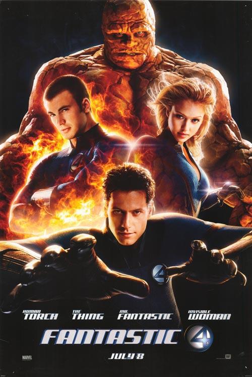 Fantastická 4 (2005)