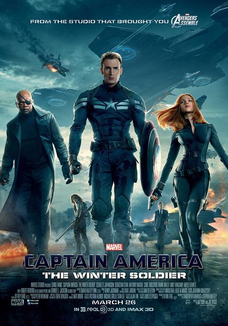 Captain America: Návrat prvního Avengra (2014)