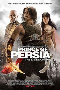 Princ z Persie: Písky času (2010)
