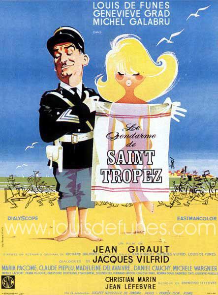 Četník ze Saint Tropez (1964)
