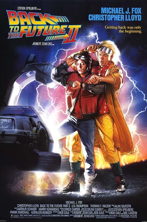 Návrat do budoucnosti II. (1989)