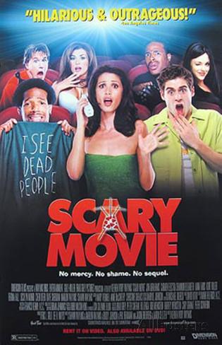 Scary Movie: Děsnej biják (2000)