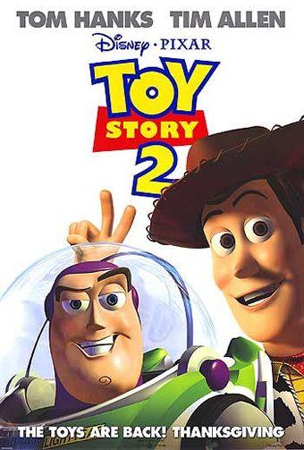 Toy Story 2 - Příběh hraček (1999)