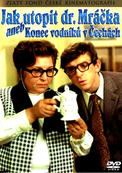 Jak utopit Dr. Mráčka aneb Konec vodníků v Čechách (1974)
