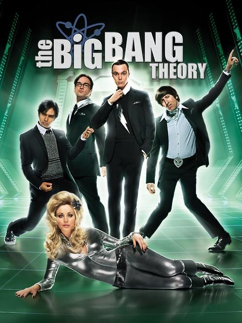 Teorie velkého třesku (2007-????)