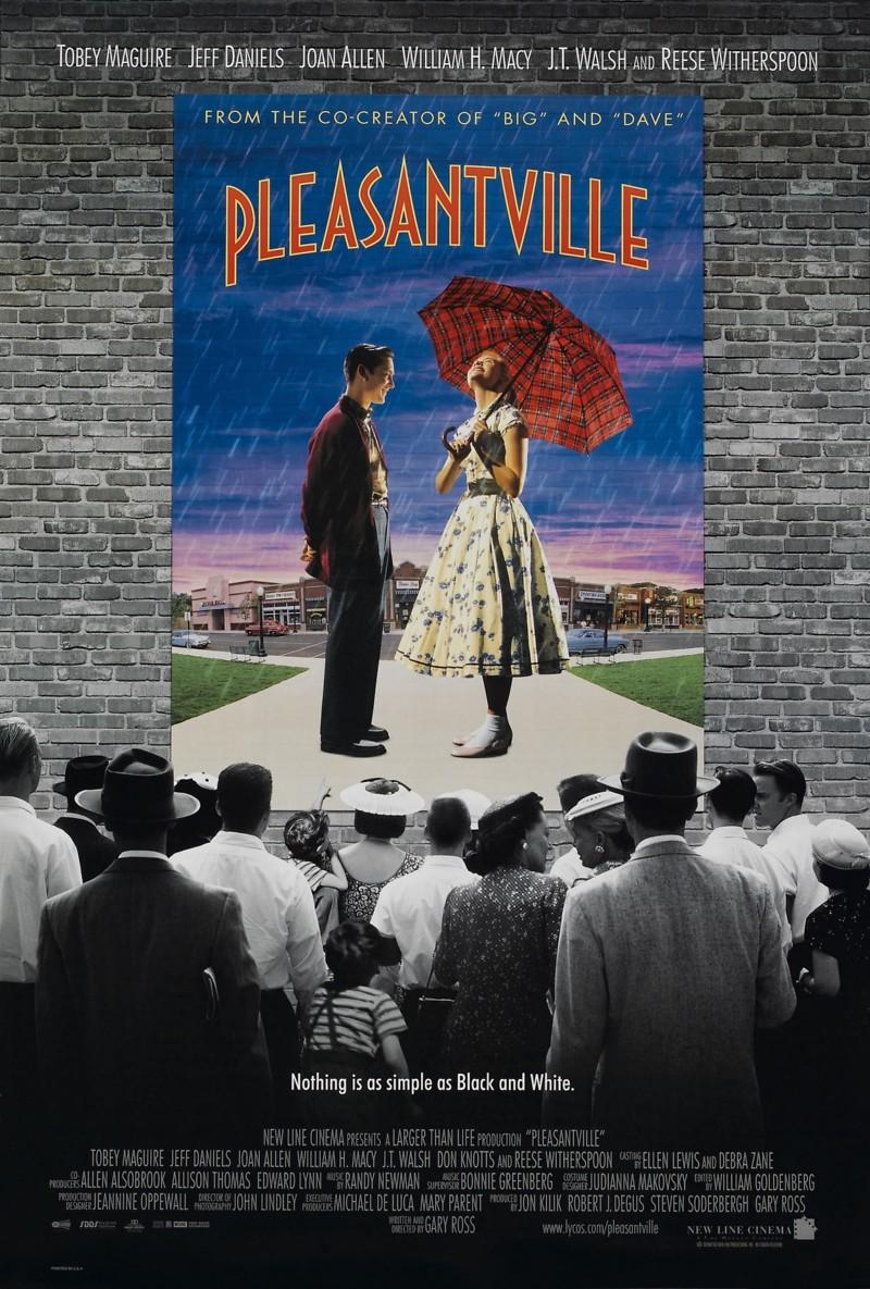 Městečko Pleasantville