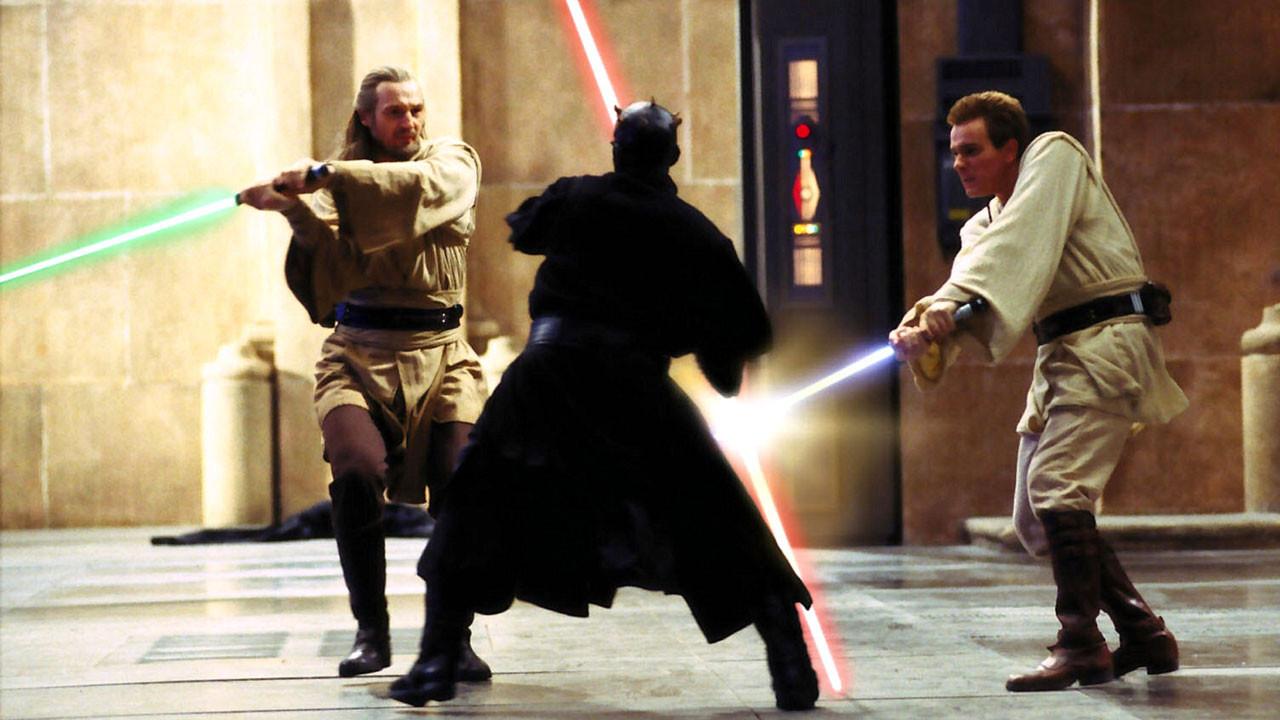 Star Wars: Epizoda I. – Skrytá hrozba