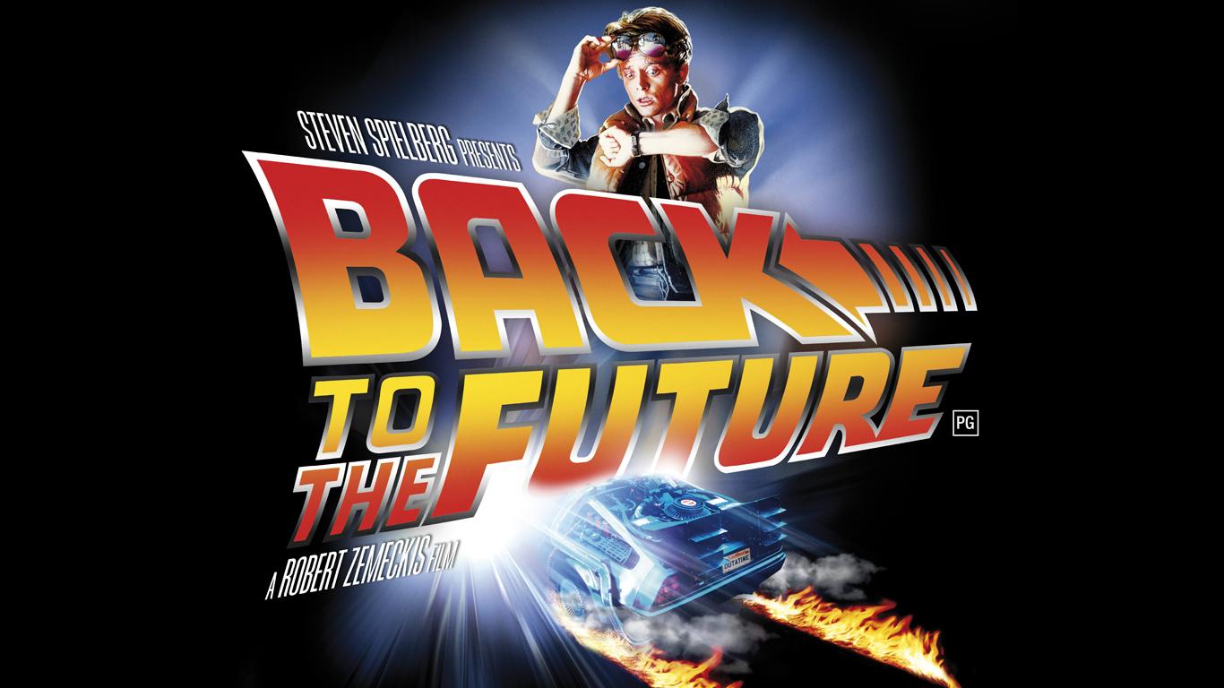 Návrat do budoucnosti logo