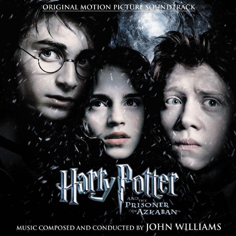 HARRY POTTER A VĚZEŃ Z AZKABANU- John Williams